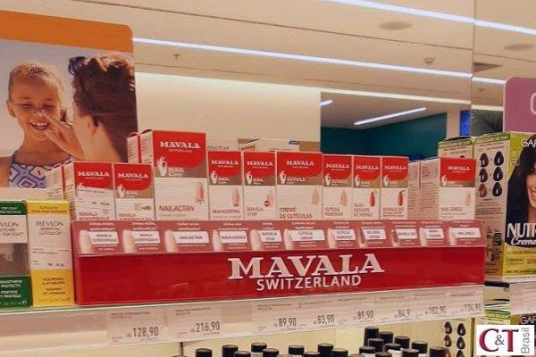 Marca suíça Mavala chega à rede RaiaDrogasil
