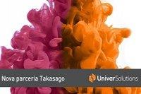 Takasago firma parceria com Univar Solutions