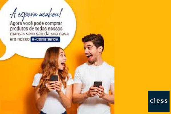 Cless Cosméticos lança e-commerce