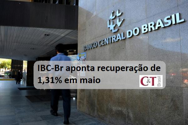 IBC-Br aponta recuperação de 1,31% em maio