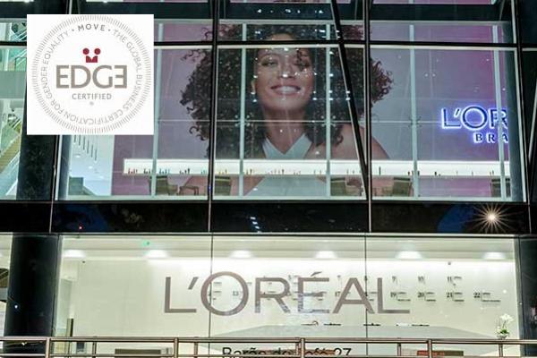 L'Oréal Brasil tem reconhecimento internacional por equidade de gênero