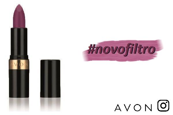 Avon lança filtro no Instagram para teste de batom
