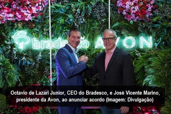 Avon e Bradesco firmam parceria com soluções financeiras às revendedoras