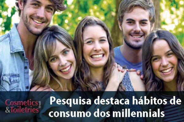 Pesquisa destaca hábitos de consumo dos millennials