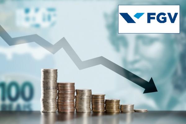 FGV: pesquisa mostra que 48% das empresas brasileiras começam o ano com queda no lucro
