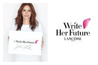 Lancôme lança projeto de alfabetização de mulheres no Brasil