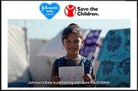 Johnson's Baby lança projeto para crianças no Oriente Médio e África
