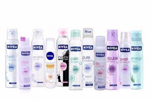 Beiersdorf passa a produzir desodorantes em aerossol no Brasil