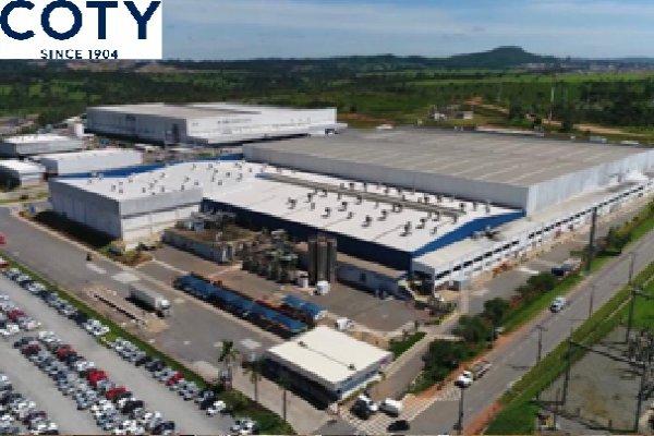 Grupo Coty anuncia primeira expansão de sua fábrica no Brasil