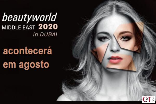 Beautyworld Middle East 2020 acontecerá em agosto