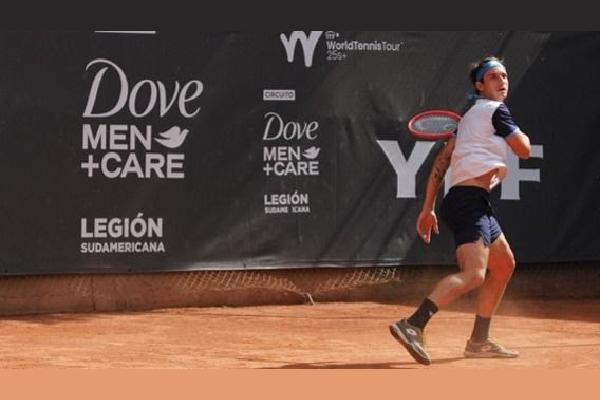 Dove Men+Care promove torneios de tênis para impulsionar o esporte no país