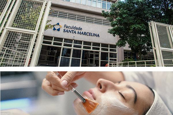 Faculdade Santa Marcelina abre inscrições para curso de Tecnologia em Estética e Cosmética