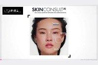 L'Oréal anuncia diagnóstico de pele digital para consumidores