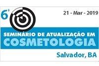 Seminário de Atualização em Cosmetologia em Salvador