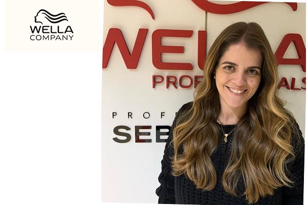 Wella tem nova diretora de marketing
