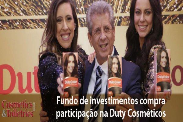 Fundo de investimentos compra participação na Duty Cosméticos