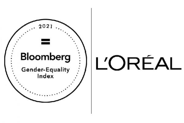 L'Oréal integra Índice Bloomberg de Igualdade de Gênero 2021