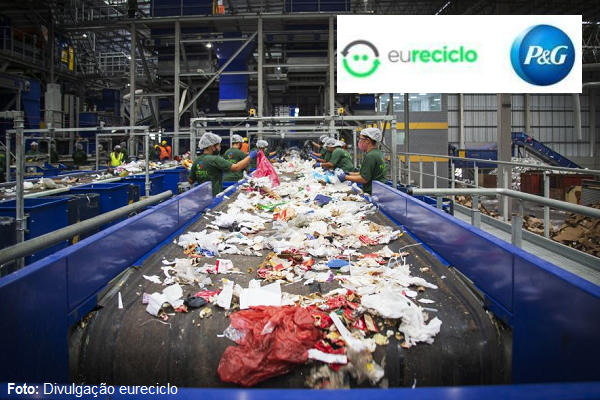 Marcas da P&G firmam parceria com startup para compensação ambiental de embalagens