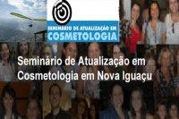 Seminário de Atualização em Cosmetologia em Nova Iguaçu