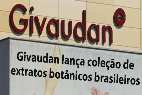Givaudan lança coleção de extratos botânicos brasileiros