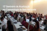Belo Horizonte recebe Seminário de Atualização em Cosmetologia