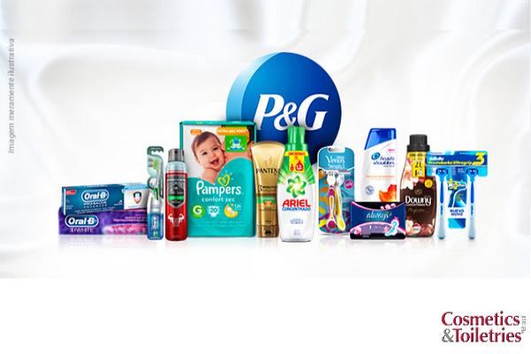 Lucro da P&G sobe 16% no 2º trimestre fiscal