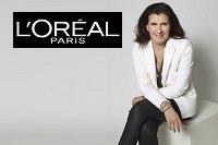 L'Oréal Paris tem, pela primeira vez, uma mulher na direção geral
