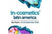 Destaques em lançamentos da in-cosmetics Latin America