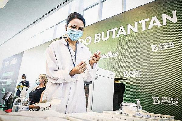 Grupo Boticário doa R$ 2,5 mi para fábrica de vacinas do Instituto Butantan