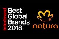 Natura está entre as empresas mais valiosas em 2018, diz Interbrand