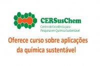 UFSCar oferece curso sobre aplicações da química sustentável