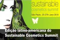 Edição latino-americana do Sustainable Cosmetics Summit