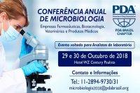 São Paulo recebe conferência de microbiologia
