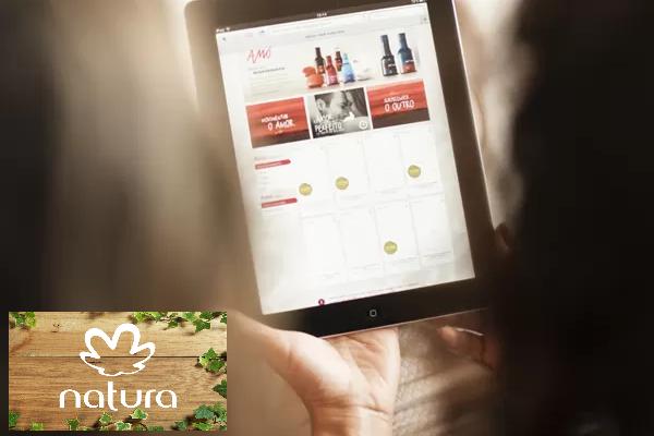 Natura inicia e-commerce no Peru