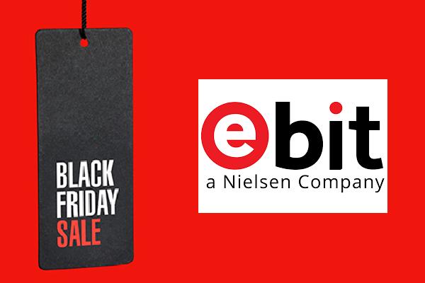 Black Friday estendida gera vendas de R$ 4 bilhões, diz Ebit/Nielsen
