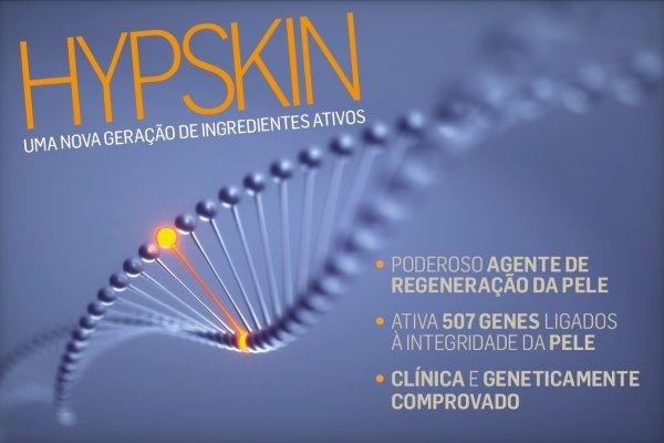 Hypskin: uma nova geração de ingredientes ativos para a pele