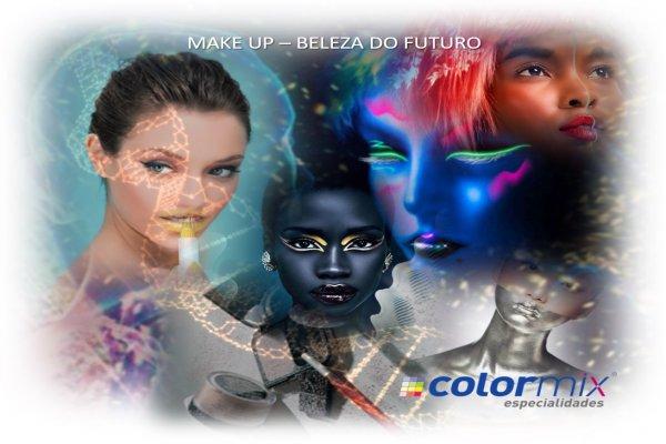 Make up e a beleza do futuro