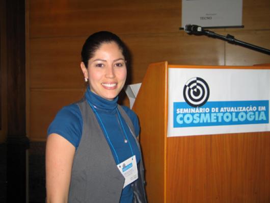Jordana Baptista (ABC - Associação Brasileira de Cosmetologia)