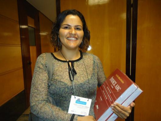 Daniela S. Maia Andriolo (Centro Técnico Elza Rocha Rodrigues)