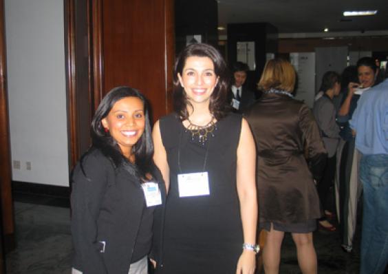 Eliane Costa e Ana Teresa Nogueira (Dhaymers)