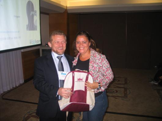 Ganhadora Ducimary Mendes (Maxibrasil)
