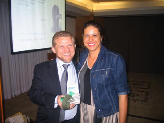 Ganhadora Juliana Caires (Maxibrasil)
