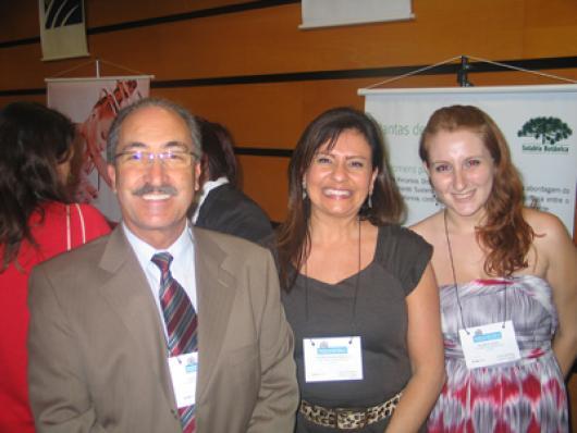 Julio Patino Caneda (RTC) Valéria S.  Marucci e Patricia Maida (VM7)