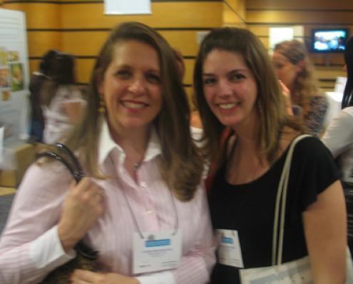 Vanessa F. Mayo e Nicole Nogueira Machado (Korai Cosmética)