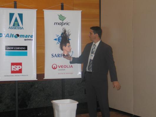 Nelson Pirassinoto - ISP do Brasil - Tecnologia ISP para Tratamento dos Cabelos & Produtos Finalizadores