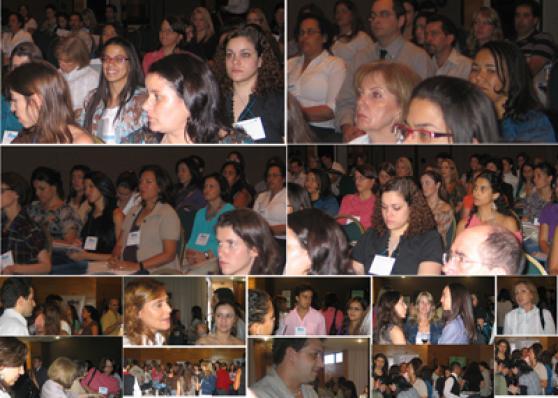Mais de cem pessoas, representando 55 empresas da indústria, estiveram presentes ao evento
