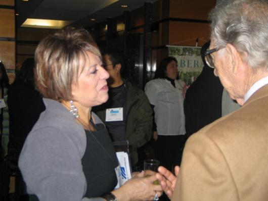 Maria Rita (Valmari) e Prof. Malato