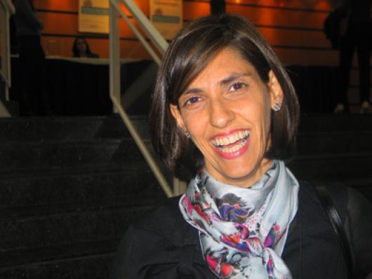 Professora Patrícia Campos (USP)