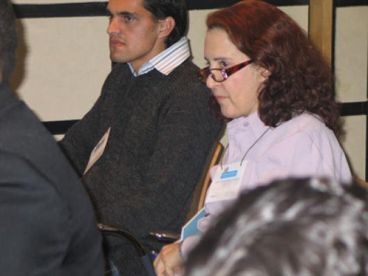 Professora Maria Valéria Robles (USP
